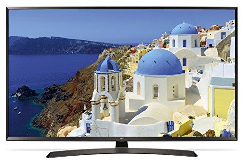 LG 43UJ634V 43  4K Ultra HD Smart TV Wi-Fi Black LED TV - LED TVs (109.2 cm (43 ), 3840 x 2160 pixels, LED, Smart TV, Wi-Fi, Black)