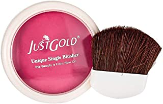 Just Gold Unique Single Blusher (JG-8049-9)