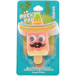 Claire's Girl's Pucker Pops Sombrero Character Lip Gloss