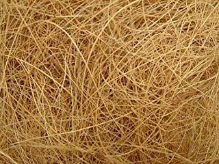 Mats Avenue Manually Extracted Natural Coir Fiber Nesting Material for Birds for Making Nest, Laying Eggs Breeding as Natu...