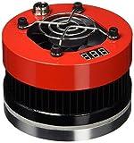 PowerSpot Kit Mini Thermix Generador eléctrico portátil, Rojo, Talla Única