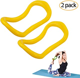 YNXing Yoga Equipment Yoga Ring Pilates Ring Fitness Circle Training Resistance Support Tool Calf Massage Home Training