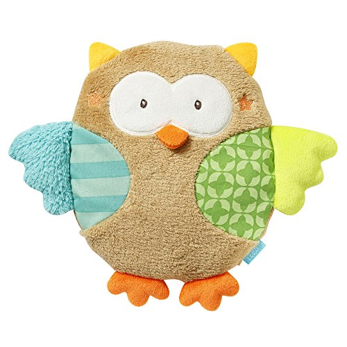 Fehn Cherry Stone Coussin Sleeping Forest Collection Hibou