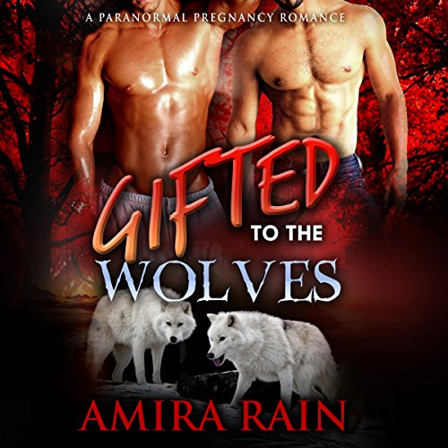 Gifted to the Wolves audiobook cover art