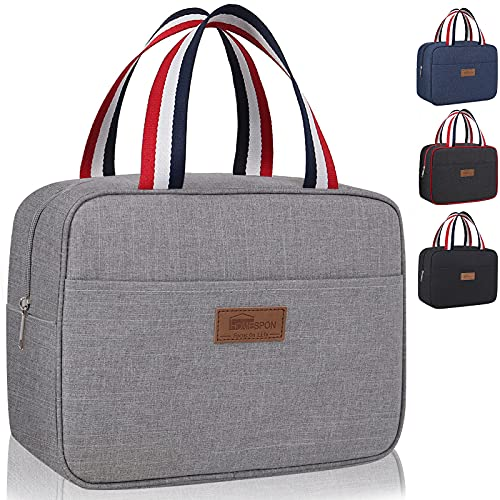 HOMESPON Lunch Bag Insulated Tote Bag Lunch Box...