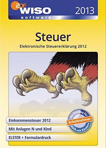 WISO Steuer 2013 (für Steuerjahr 2012) [import allemand]