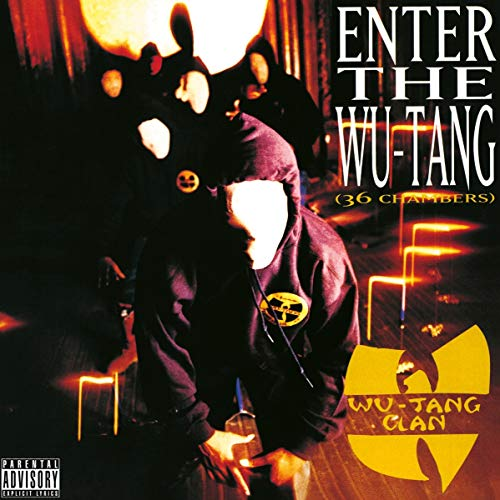 Enter the Wu-Tang Clan (36 Chambers) [Vinyl LP]