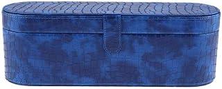 FENGLI Caja de regalo para secador de pelo susónico a prueba de humedad, antiarañazos, polvo, a prueba de golpes, color azul, como se describe