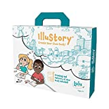 Product Image of the Lulu Jr. Illustory Book Making Kit, Multicolor
