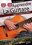 APPRENDRE LA GUITARE - Spécial Chanson Kabyle VOLUME 1 +2 : (1 manuel + 2 DVD Vidéo)