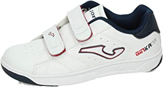 W.GINKANA JR 806 White-Navy-Red
