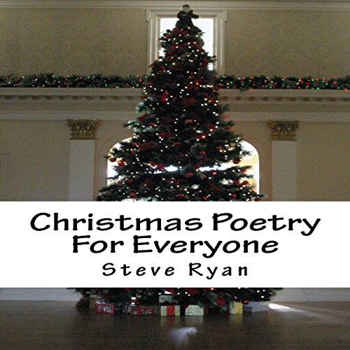 Christmas Poetry for Everyone audiobook cover art