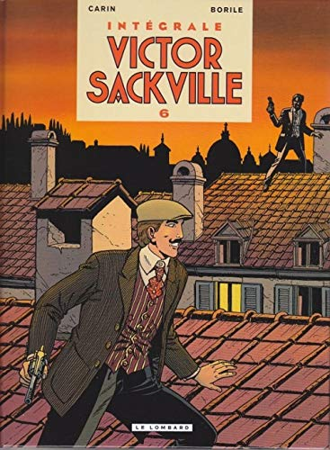 Intégrale Victor Sackville - tome 6 - Intégrale Victor Sackville 6