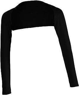 Dolity Women One Piece Long Sleeves Modal Arm Cover Shrug Bolero Hijab Tops Muslim