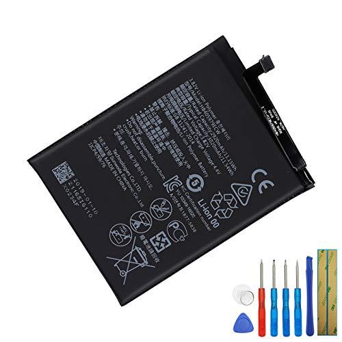 E-yiiviil Ersatzakku HB405979ECW Kompatibel mit Huawei Nova CAN-L11 CAN-L13 with Tools