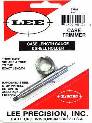 Lee Precision 90131 Galga con Shell Holder Calibre 7 Rem. Ma, Multicolor, Talla Única
