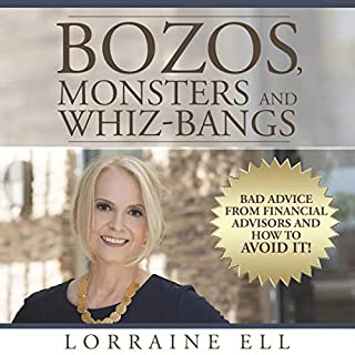 Bozos, Monsters, and Whiz-Bangs audiobook cover art