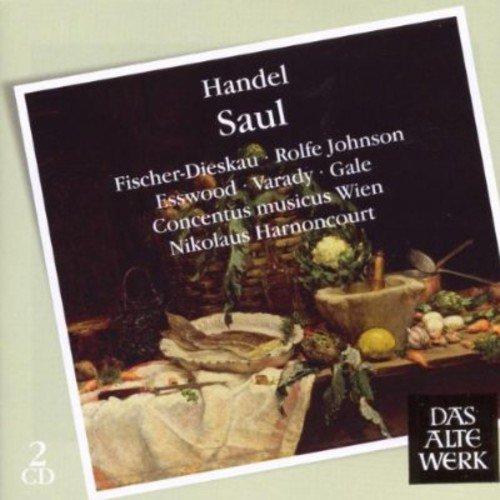 Haendel : Saul