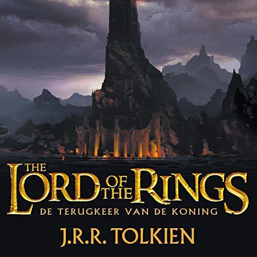 De terugkeer van de koning cover art