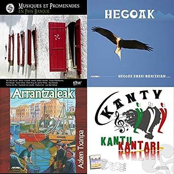 Le Pays basque en chansons