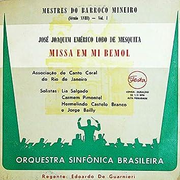 Mestres do Barroco Mineiro (Século XVIII), Vol. 1
