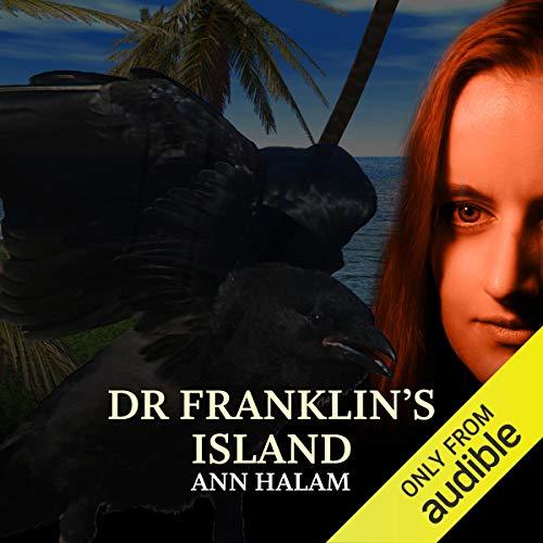 Dr Franklin's Island audiobook cover art