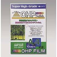インクジェット用OHPフィルム(10枚組)【絵画・画材 画用紙・パネル】BB16575