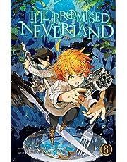 Promised Neverland Vol 8