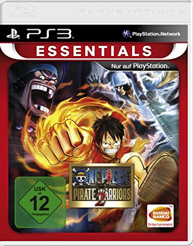 Software Pyramide PS3 One Piece Pirate Warriors2