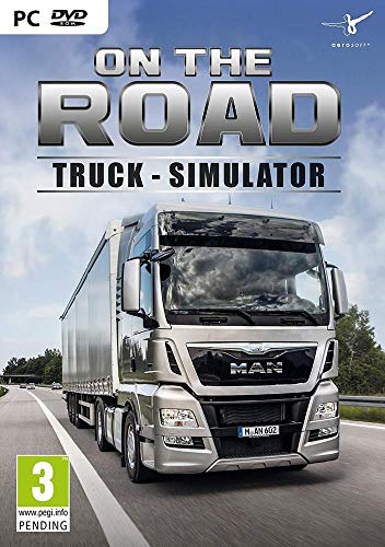 On The Road - Truck Simulator pour PC