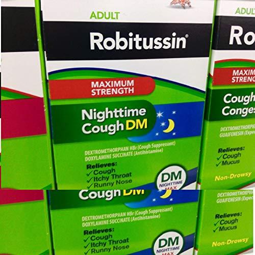 Robitussin (feat. Mauri Antoni) [Explicit]