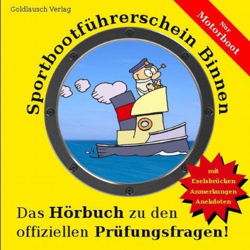 Sportbootführerschein Binnen (Motorboot) Titelbild