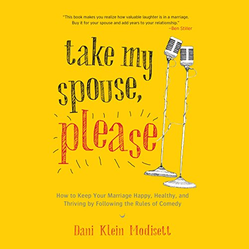Take My Spouse Please audiobook cover art