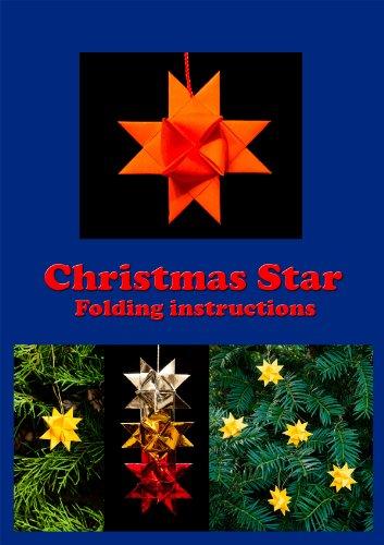 Christmas Star Origami (English Edition)
