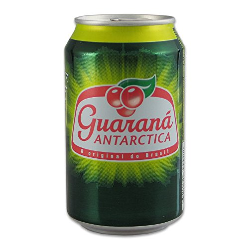 Guarana Antarctica in Dose 24 x 0,33 Liter