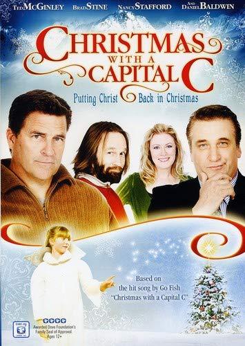 Christmas With A Capital C DVD