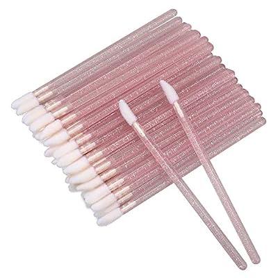 100PCS Glitter Crystal Lip