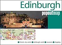Edinburgh: Scotland (Popoutmaps)