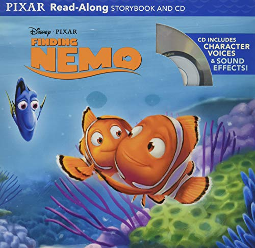 Finding Nemo (A Disney Read Along Storybook)