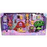 KandyToys TY4236 My Lovely Fairy Garden & Accessories Juego de Accesorios