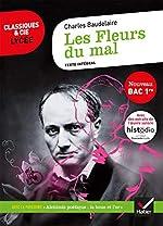 Les Fleurs du mal (Bac 2020) - Suivi du parcours « Alchimie poétique : la boue et l'or » de Charles Baudelaire