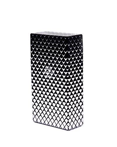 LK Trend & Style Zigarettenetui für Lange Zigaretten,100 mm, stabil Zigarettenbox Kunststoff, Zigarettenschachtel, Box für Lange Zigaretten - mehrere Farben wählbar (Snake)
