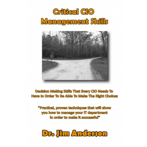 Critical CIO Management Skills audiobook cover art