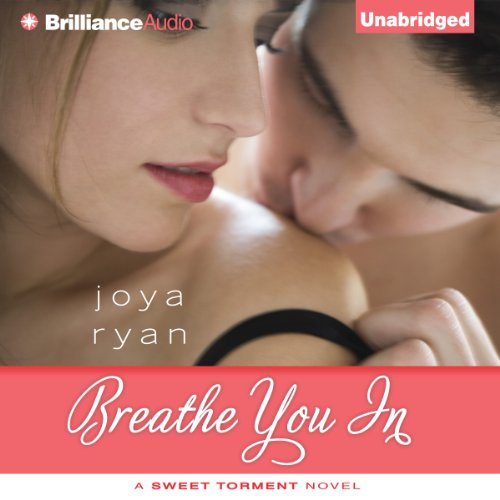 Breathe You In audiobook cover art