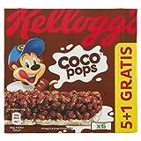 Kellogg's Barretta Coco Pops, 6 x 120g