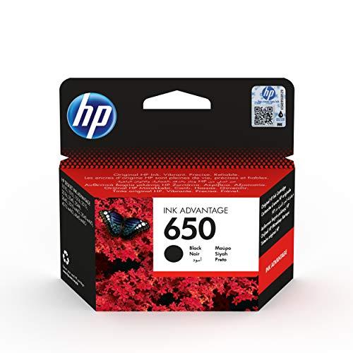 HP 650 Ink Advantage - Cartucho de tinta para HP Deskjet Ink Advantage 2515