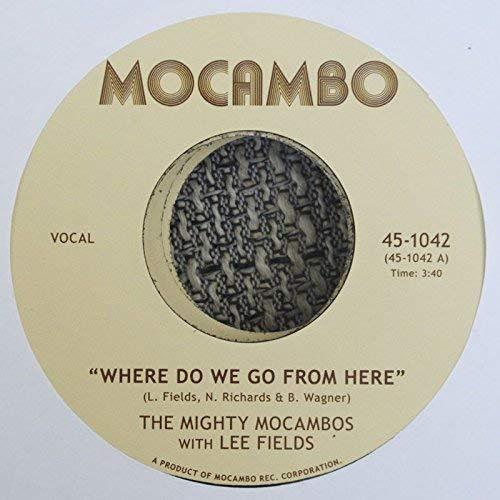Where Do We Go from Here [Vinyl Single]