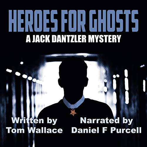 Heroes for Ghosts audiobook cover art