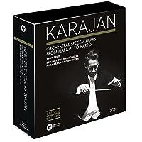 Orchestral Spectaculars-From Handel To Bartok by Herbert von Karajan (2014-05-27)