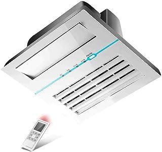 Radiador eléctrico MAHZONG Yuba Hogar Calefacción y Ventilador de Enfriamiento Calentador de Baño Calentador Eléctrico Impermeable Techo Integrado Control Remoto Inteligente